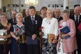 Diamentowe i Złote Gody w Sędziszowie. Świętowało ponad 80 małżeństw z całej gminy. Cóż za uroczystość! (DUŻO ZDJĘĆ)
