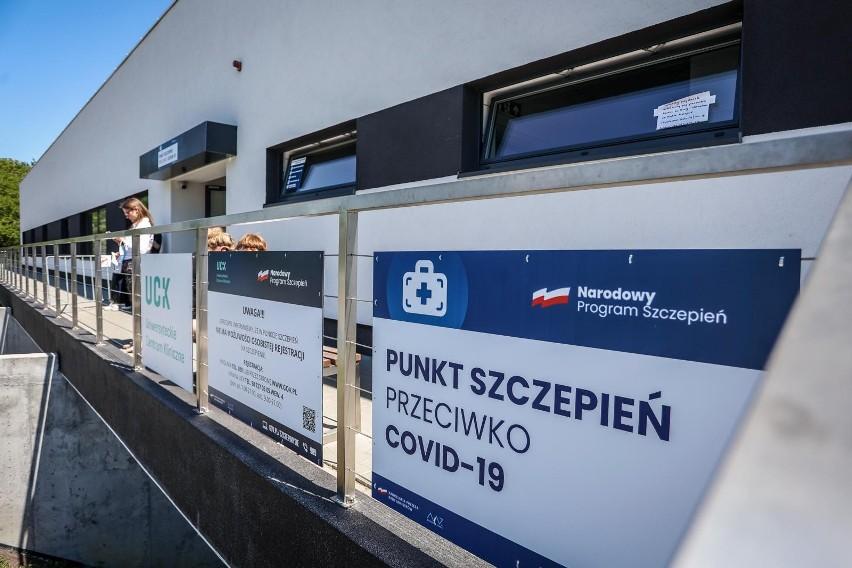 Na mapie polskiej epidemii przybywa regionów wolnych od...