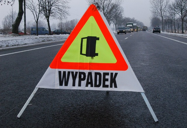 Mieszkanka gminy Gołdap z obrażeniami głowy została przewieziona do szpitala.