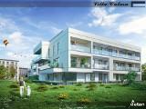 Apartamentowiec otoczony zielenią w centrum Kielc