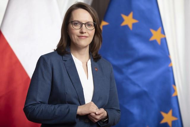 Magdalena Rzeczkowska: - Na Kujawach i Pomorzu jest 3 tys. pracowników KAS, z czego 256 to funkcjonariusze Służby Celno-Skarbowej.