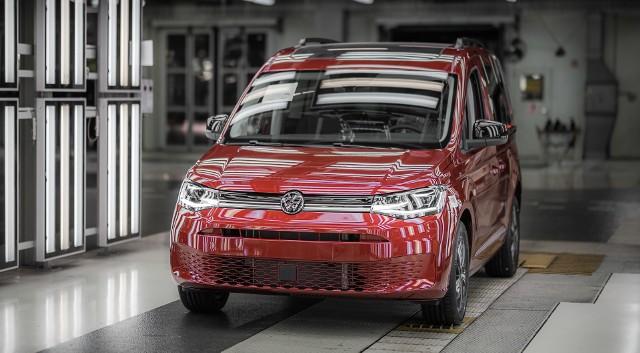 W Poznaniu ruszyła produkcja nowego modelu Volkswagena Caddy 5.Następne zdjęcie---------->