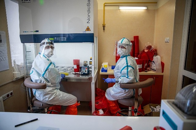 46 ofiara pandemii. 57 nowych zakażeń koronawirusem