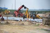 Trwa przebudowa przystani we Włocławku. Jak przebiegają prace? [zdjęcia]