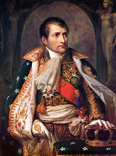 Portret Napoleona pędzla Andrei Appianiego