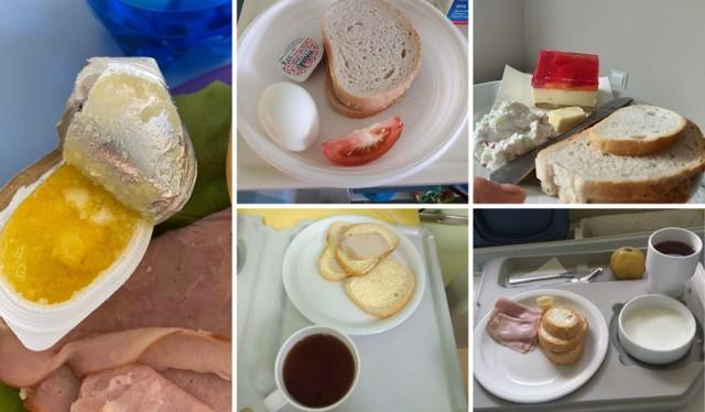 Tak karmią w krakowskich szpitalach. Zobacz zdjęcia od pacjentów >>