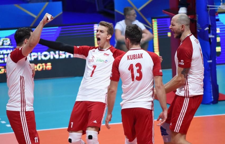 Polacy w półfinale spotkali się ze Stanami Zjednoczonymi,...