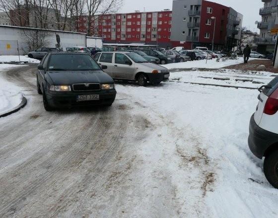 Kierowcy mogą już z ulicy Wyszyńskiego wjechać w Skarbową i dalej na ulicę Czarnieckiego.