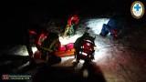 Wypadek w Tatrach: zginął ratownik Grupy Beskidzkiej GOPR. Policjant spadł w 500-metrową przepaść na Kazalnicy Mięguszowieckiej