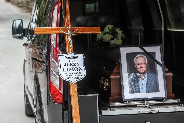 Pożegnanie prof. Jerzego Limona - Msza Święta w kościele św. Jana w Gdańsku i pogrzeb na cmentarzu w Sopocie