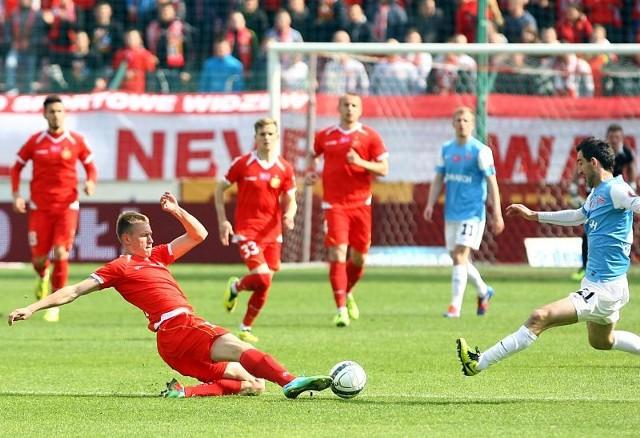 Dziś piłkarze Widzewa rozegrają ostatni w tym sezonie mecz przed własną publicznością.