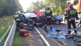 Środa Wielkopolska: Tragiczny wypadek na DK 11. Nie żyje jedna osoba