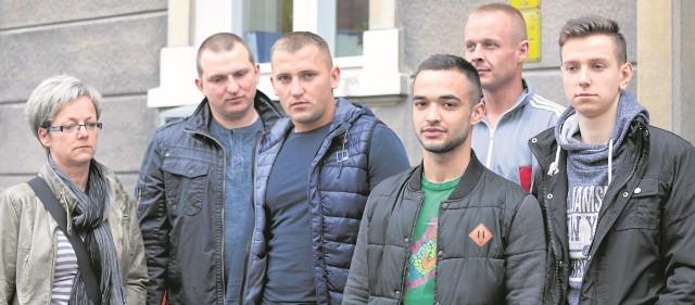 Leonora Krawczyk, Michał Nikiforowicz, Łukasz i Maciej Kaczmar, Andrzej Siergiej i Marek Koleśnik w sądzie będą dochodzić swoich praw.