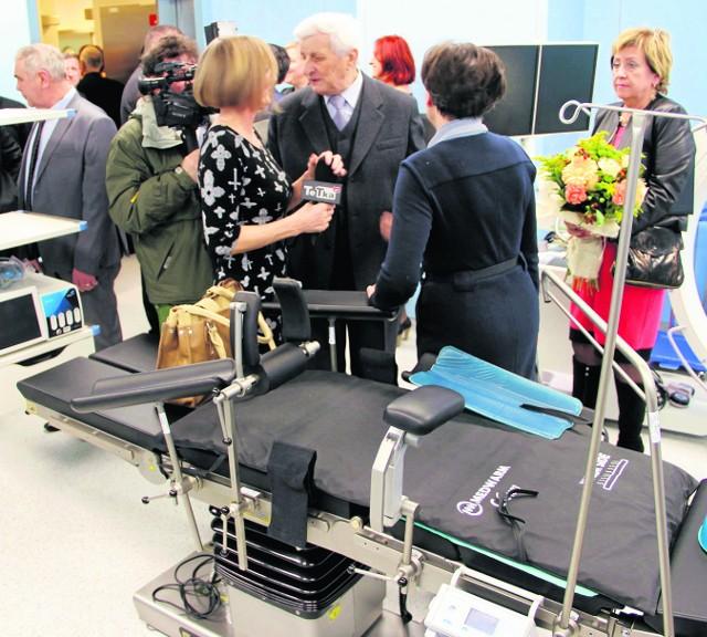 Budowa nowego skrzydła szpitala w Tczewie trwała 13 miesięcy