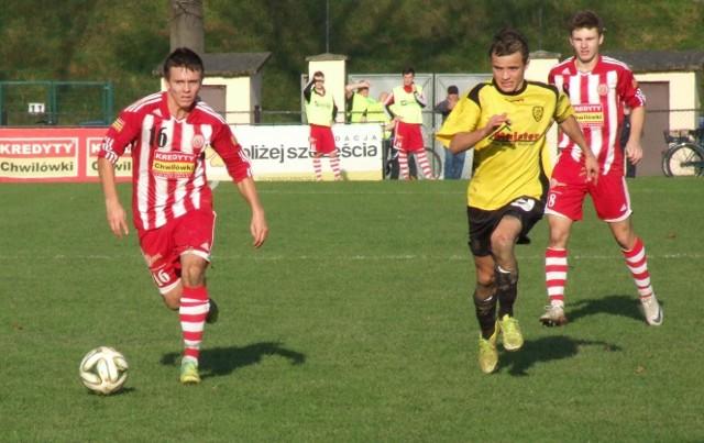 Na koniec jesieni, w walce o ligowe punkty, Soła pokonała w Oświęcimiu trzebinian 1:0.