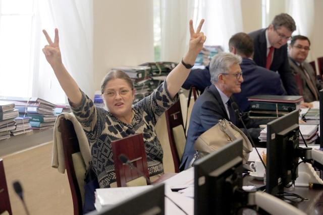 Sędziowie Trybunału Konstytucyjnego. Krystyna Pawłowicz już cztery lata temu miała być kandydatem na sędziego Trybunału Konstytucyjnego