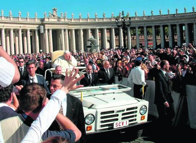 Podarowana przez Fiata biała Campagnola służyła Janowi Pawłowi II także po zamachu
