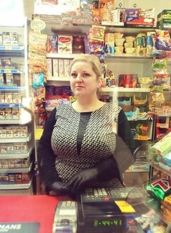 Natalia Wnuk-Lipińska, kierownik sklepu: w strachu chodzę do pracy, bardzo boję się o moją córkę