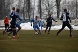 Piłkarze Hutnika Kraków pokonali ekipę Wiślan Jaśkowice w rzutach karnych