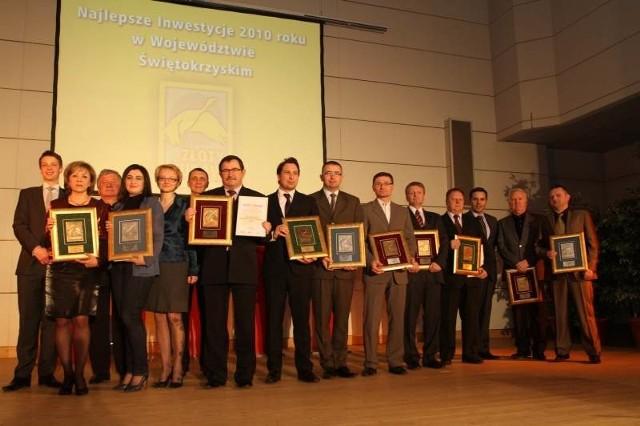 Oto laureaci plebiscytu Złoty Żuraw 2010.