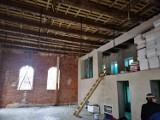 W dawnej bożnicy w Suchowoli prace idą pełną parą. W wyremontowanym budynku powstanie ważna instytucja