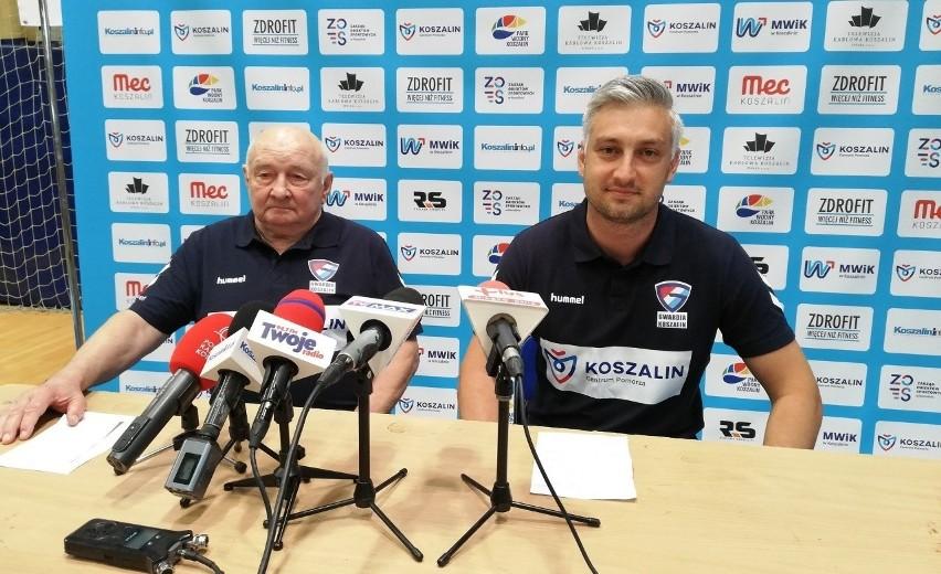 Tomasz Nowe (z prawej) i Jan Stasiuk.