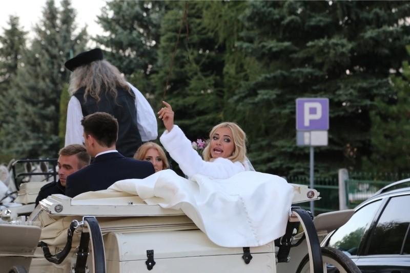 Rozalia Mancewicz wyszła za mąż