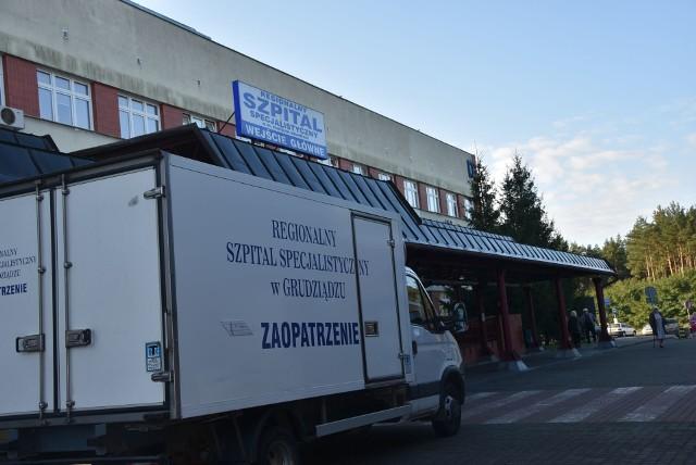 W Grudziądzu i powiecie grudziądzkim znaczny wzrost zakażeń koronawirusa. Ogniskiem jest szpital. Na środę, 7 października: 63 osoby z personelu szpitala są zakażone. Wciąż spływają wyniki 400 testów.