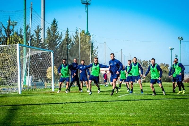 Po drugim sparingu ŁKS w Turcji. Trener Moskal jest  zadowolony z gry drużyny