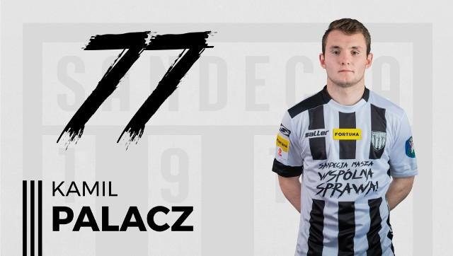Kamil Palacz wiosną ma grać częściej