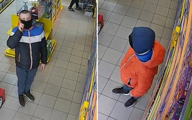 Złodziej był na tyle zuchwały, że po pierwszej kradzieży wrócił do sklepu w zmienionym ubraniu i okradł go ponownie