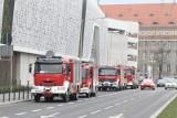Alarm we Wroclavii. Galeria została ewakuowana