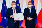 Dwaj bydgoscy posłowie - Piotr Król i Bartosz Kownacki doradcami premiera