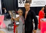 Marta Kuląg i Mikołaj Tama wicemistrzami Akademickich Mistrzostw Polski w Tańcu Towarzyskim
