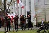 Końskie. Salwa, spektakl oraz msza w rocznicę uchwalenia Konstytucji 3-go Maja