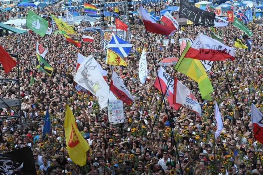 Jurek Owsiak przyznaje, że Pol'and'Rock Festiwal do...