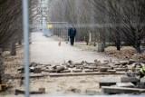 Park Witosa w Bydgoszczy się zmieni. Zaczęły się pierwsze prace budowlane [zdjęcia]