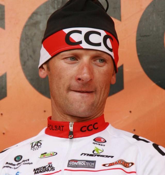 Krzysztof Jeżowski po raz trzeci nie dał szans rywalom na trasach Criterium Cuprum Cup.