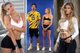 """Kim jest piękna blondynka, która ćwiczyła z piłkarzami Borussii Dortmund? To lekkoatletka Alica Schmidt, która odmówiła """"Playboyowi"""""""