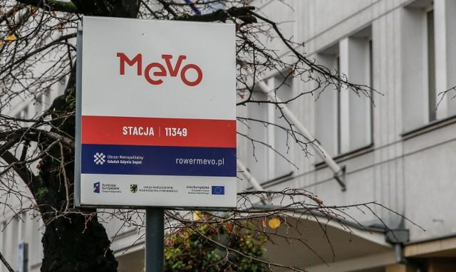 14.11.2019 gdansk.  rower metropolitarny.  stacja rowerowa mevo.   fot. karolina misztal / polska press/dziennik baltycki