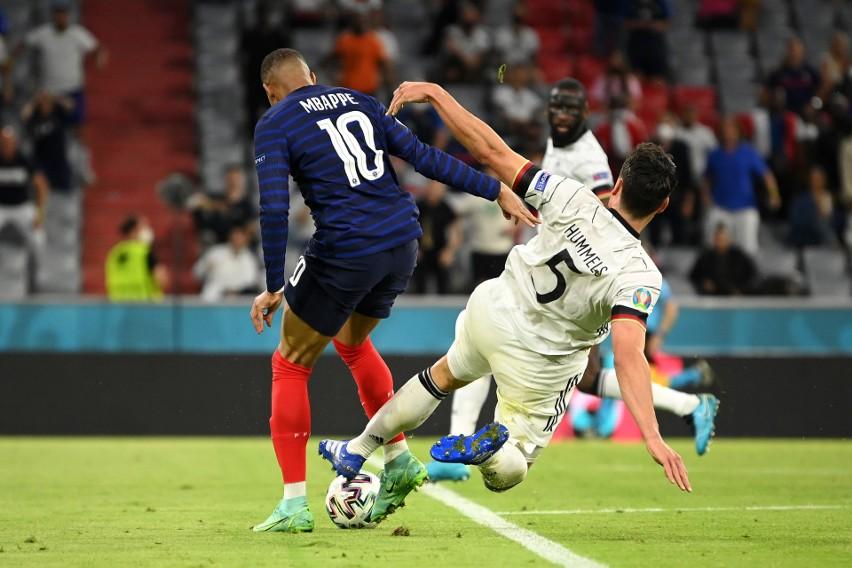 Hit fazy grupowej dla Francji! Mistrzowie świata wygrali z Niemcami