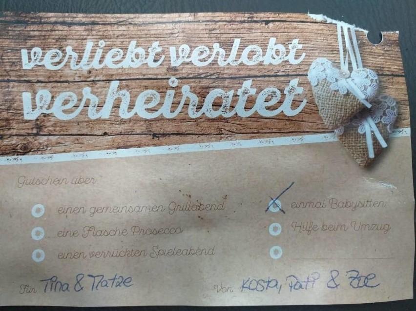 Balon młodej pary z Niemiec przeleciał 700 km. Wylądował pod Wałbrzychem (ZDJĘCIA)