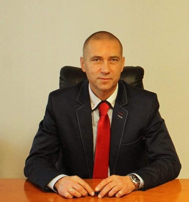 Bogdan Ryś, wójt Studzienic