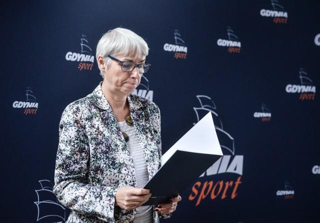 Joanna Zielińska jest nie tylko przewodniczącą Rady Miasta Gdyni, ale także pełnomocnikiem prezydenta Gdyni Wojciecha Szczurka ds. sportu.