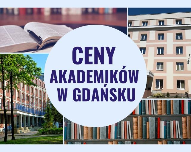 Ceny akademików w Gdańsku. Ile kosztują?