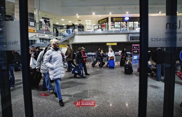 Zanim bydgoskie lotnisko znów wypełni się pasażerami mogą minąć długie tygodnie.