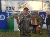 Siedem pięknych ryb na 25. Salmo Parsęty. Na zawody zjechała ponad setka wędkarzy