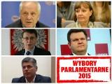 Lubuscy kandydaci do Sejmu i Senatu w wyborach parlamentarnych 2015