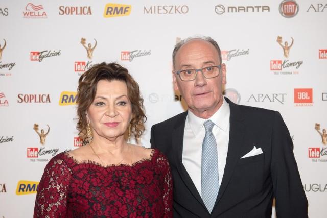 Grażyna Strachota i Dariusz Szpakowski