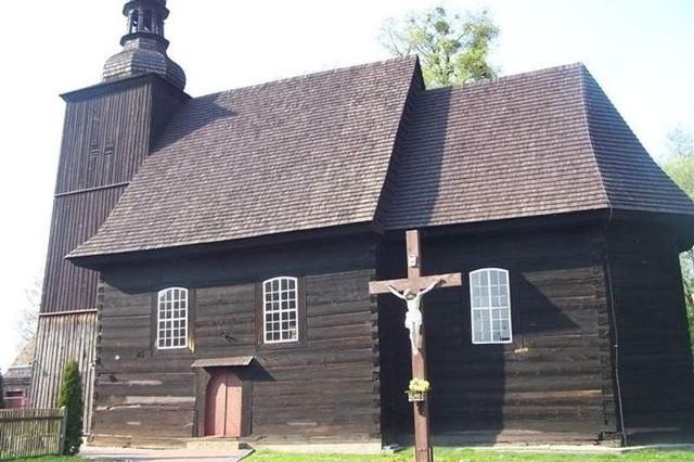 Kościół w Rożnowie